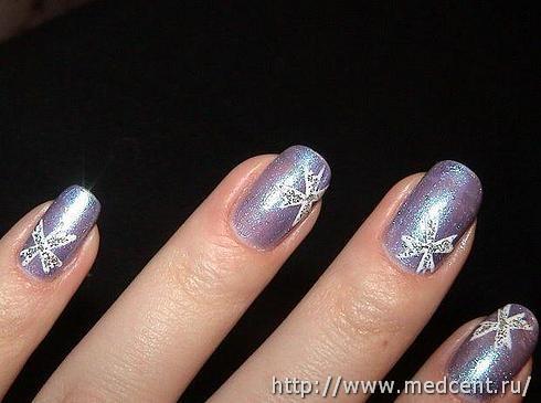 Цветы на ногтях: 30 фотографий для начинающих 4