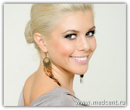 Макияж для блондинок: фото №1
