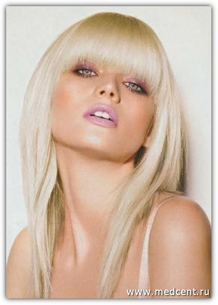 Макияж для блондинок: фото №4