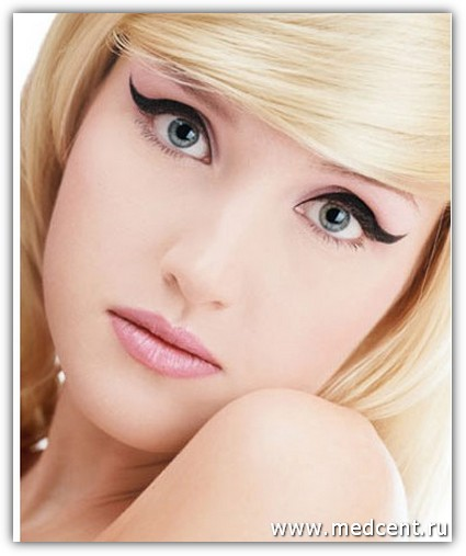 Макияж для блондинок: фото №6
