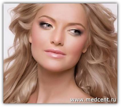 Макияж для блондинок: фото №10