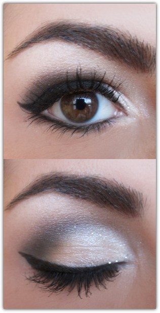 Макияж для карих глаз брюнеток: фото №3
