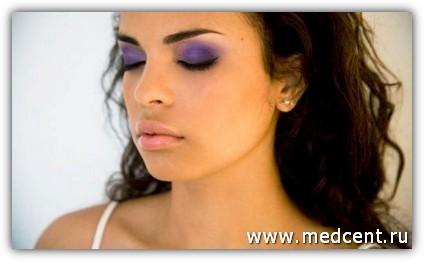 Макияж для карих глаз брюнеток: фото №8