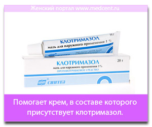 Эффективное лечение молочницы Симптомы