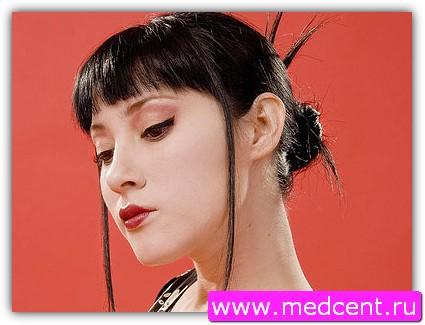 Японский макияж. Фото №2