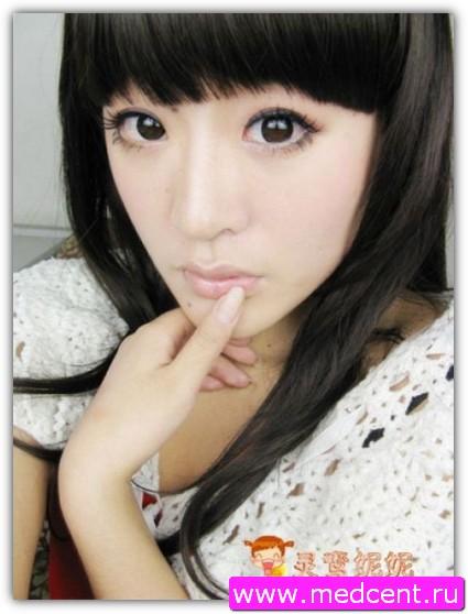 Японский макияж. Фото №5