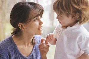 Ребенок слушается