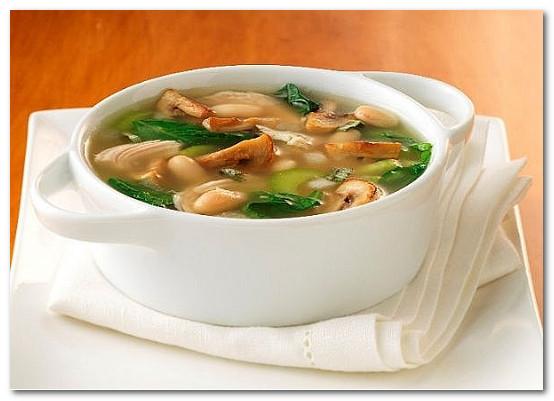 Суп лапша с белыми грибами рецепт