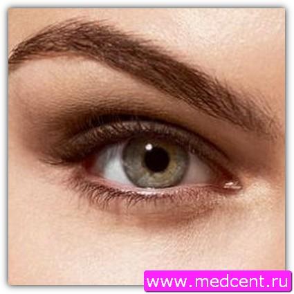 Дымчатый макияж: пример №3
