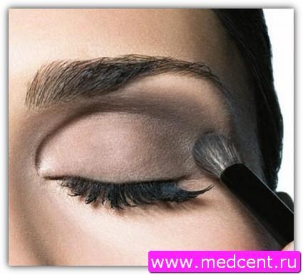 Дымчатый макияж: пример №6