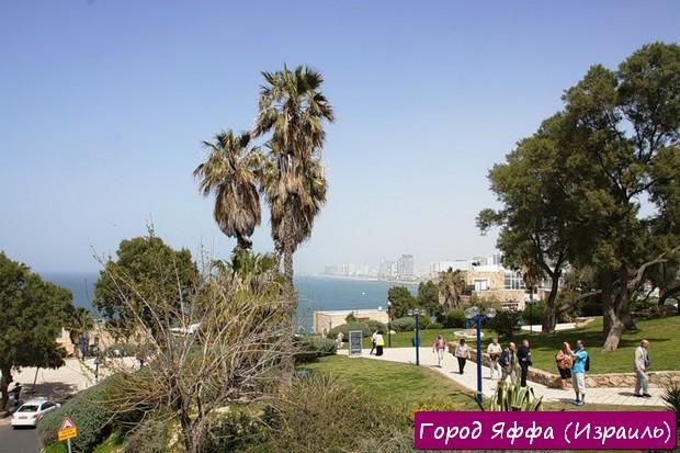 Город Яффа. Фото №1
