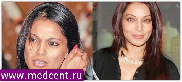 Индийский макияж: пример №6