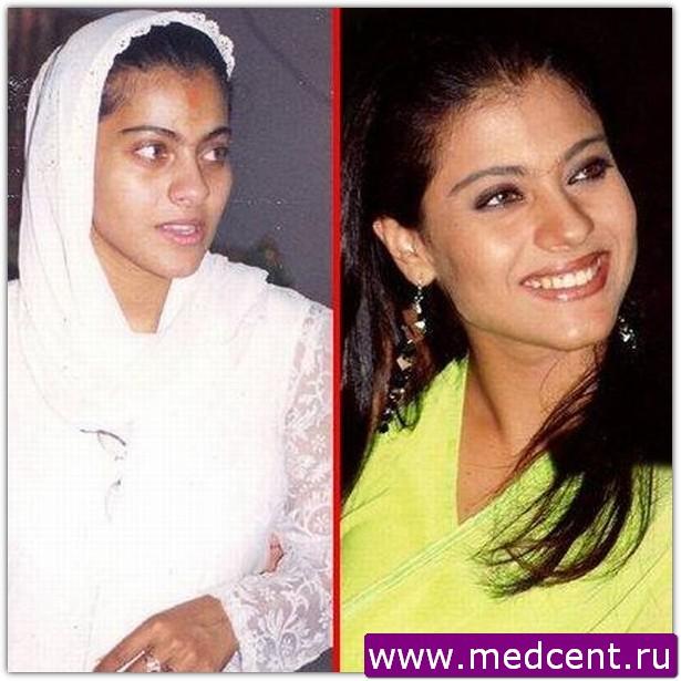 Индийский макияж: пример №3