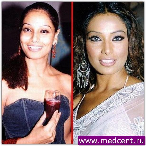 Индийский макияж: пример №4