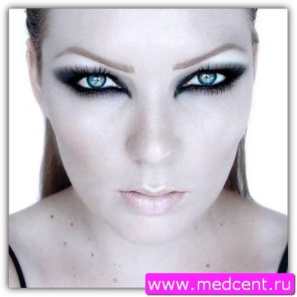 Макияж «Кошачий глаз». Фото №5